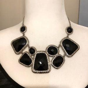 Black Necklace.